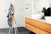 B A T H R O O M S / Bathrooms that you can enjoy washing and getting ready in!