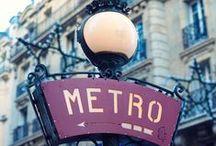 Paris je t'aime ♥ / Paris, Paris, Paris, ses rues, ses monuments, ses cafés... // Beautiful Paris streets, monuments, cafés, restaurants...