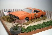 Barn Find dioramas / The best dioramas of barn find cars. Real rusty cars and barn finds for inspiration plus top quality barn find dioramas by the masters...This is more of a wishlist than a 'to do' - I couldn't make these!