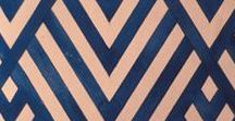 Inspiration Muster ♥ dhal / Muster - Muster - Muster!!! Tapeten, Drucke, Stoffe, Porzellan - wir LIEBEN Muster! ♥