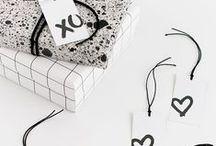 Gift Wrappings ♥ dhal / Schöne Dinge schön verpackt!