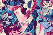 Inspiration Botanische Muster ♥ dhal