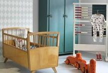Cool Nurseries / We've rounded up the most creative and lovely nurseries for your interiors inspiration!