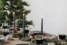 X-Mas ♥ dhal / Weihnachten sit unser ab-so-lu-tes Lieblingsfest! Wir freuen uns das ganze Jahr über auf Weihnachtsdeko, Kerzen, Plätzchen und den Duft von Tannenzweigen.