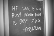 Bob Dylan / by Mike Belliveau