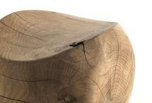 L I G H T . T I M B E R / A collection of light toned timber...