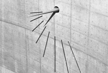 L I G H T  .  S H A D O W / 'The sun never knew how great it was until it hit the side of a building' - Louis Kahn -