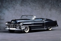 USA Cars & Trucks 1953