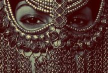 Arabian nights / by Georgina Mae Lindsay