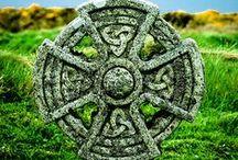 Celtic... / ... ces grands espaces verts et reposants!!