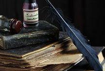 Books and letters / En quelques mots.... s'évader!