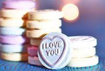 Acidulés / Entre l'acidulé et le pastel mon coeur balance...