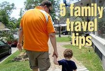 Travel Tips / Tips from around the internet for traveling with kids. Read more tips at our blog, disneyunder3.com, a resource for families heading to Disney with children under age 3.