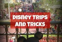 Disney Tips From Fellow Bloggers / A catalog of my favorite tips from other bloggers. Don't forget to check out my tips at disneyunder3.com, especially if you are traveling with infants and toddlers. / by Disney Under 3