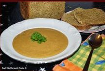 Soups / A collection of my soup recipes, some unusual combinations
