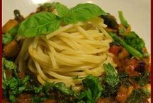 Pasta Recipes / A collection of recipes