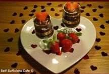 Valentines Dinner / Why not treat your loved one to a 5 course meal