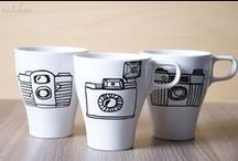 DIY mugs & more / by Elise