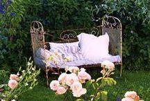 Mon jardin secret.... / Jardins, balcons, terrasses et vérandas...mon petit coin de verdure.
