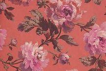 Flowers/Цветочные мотивы / Floral wallpapers
