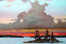 Art - Canadian Landscapes