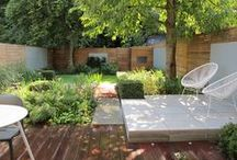 Aménagement cour / terrasse