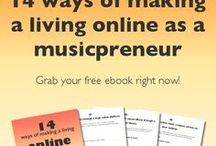 CharlotteBax.nl musicpreneurship blog / Blog posts, free ebooks, worksheets, tips, tutorials and more on musicpreneurship, songwriting, music composition and how to make a living off of your music business.