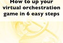 Classical composition and orchestration / Tips and tutorials on classical music composition, orchestration and arranging music.
