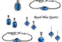 Royal Blue Quartz
