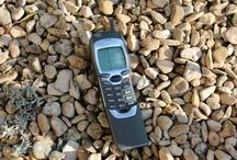 Vintage - Retro Mobile phones