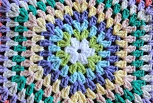 Crochet: Granny Squares  / by Heather Shinabarger