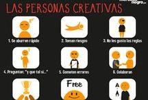 """Creatividad / Muchas más imágenes como éstas  las puedes encontrar en el apartado de """"Recortes"""" del """"Blog de Creatividad de Marielo García"""""""