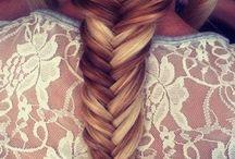 hår, mode og fidus
