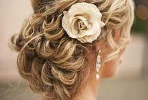 Hair / hair_beauty Hair inspiration Ponytails Curls