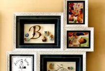 baby room frames / frames