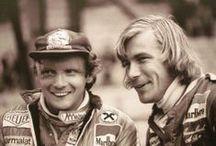 Niki & James / Niki Lauda & James Hunt