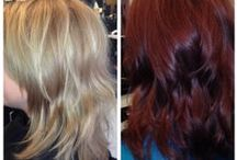 Before & After Hairstyles / Before and After pictures of Hair