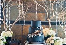 Navy Blue weddings