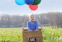 P A R T Y / Copeland's 1st birthday bash inspiration!