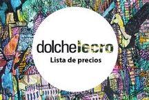 Dolchelecro listado de precios / dossier del listado de precios de la empresa Dolchelecro