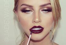 M A K E U P  | S H O O T I N G / SÍGNY makeup photoshoot inspiration.