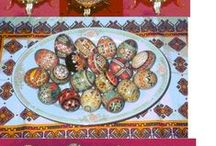 Customer Pysanky / Photos sent by Pysanky artists who are loyal All Things Ukrainian Customers