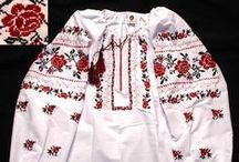 Embroidered Blouses / Hand Embroidered Women's Blouses from Western Ukraine
