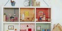 Haushaltsmuffel-Tipp: Puppenhaus / DIYs Puppenhäuser  Günstig und einfach