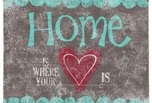 There's No Place Like Home / by Hillary Machnaigh