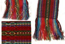 POYASY / Traditional Handwoven Ukrainian Belts