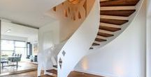 VAN BRUCHEM STAIRCASES / All the staircases featured on this bord are made and designed by Van Bruchem Staircases.
