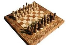 Ukrainian Handcarved Chess Sets / Handmade chess and backgammon sets from the Carpathian Mountains of Western Ukraine