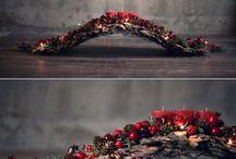 Jul blomster