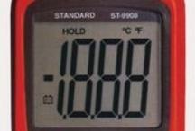 Multimetri / Strumenti adatti alla misura di tensione, corrente, diodi, transistor, capacità